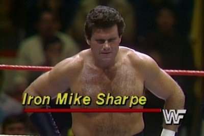 """Iron"" Mike Sharpe dead"