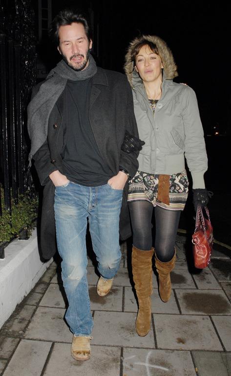 Celebrity Sightings in London - December 1, 2008