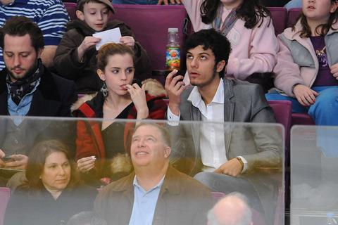 Celebrity Sightings In New York - November 21, 2009
