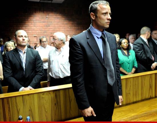 02119 oscar pistorius getty 2 Oscar BLADE RUNNER Pistorius I Thought My GF Was An Intruder