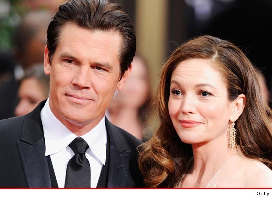 0221 josh brolin diane lane getty 3 Hollywood Unhappy: Another Power Couple Calls It Quits