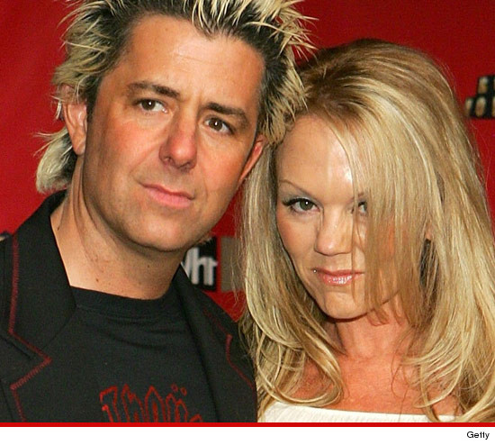 0228 riki rachtman gayle getty 3 Riki Rachtman: Headbangers Divorce...