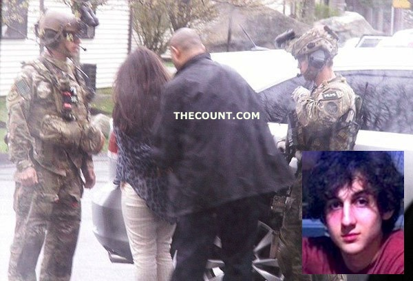 03 Boston Bomber Dzhokhar Girlfriend Arrested