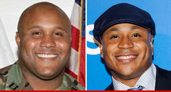 0302 dorner ll cool j 1 LL Cool J Striking Resemblance To Cop Killer Christopher Dorner