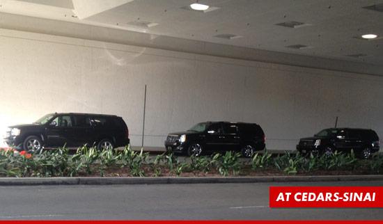 0315 lil wayne cedars 1 TMZ: Lil Wayne Family Says LAST Goodbyes