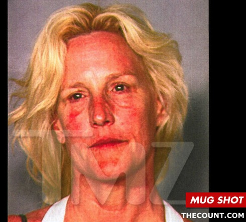 0610 erin brockovich ellis mug shot 3 Erin Brockovich SHOCKING MUG SHOT