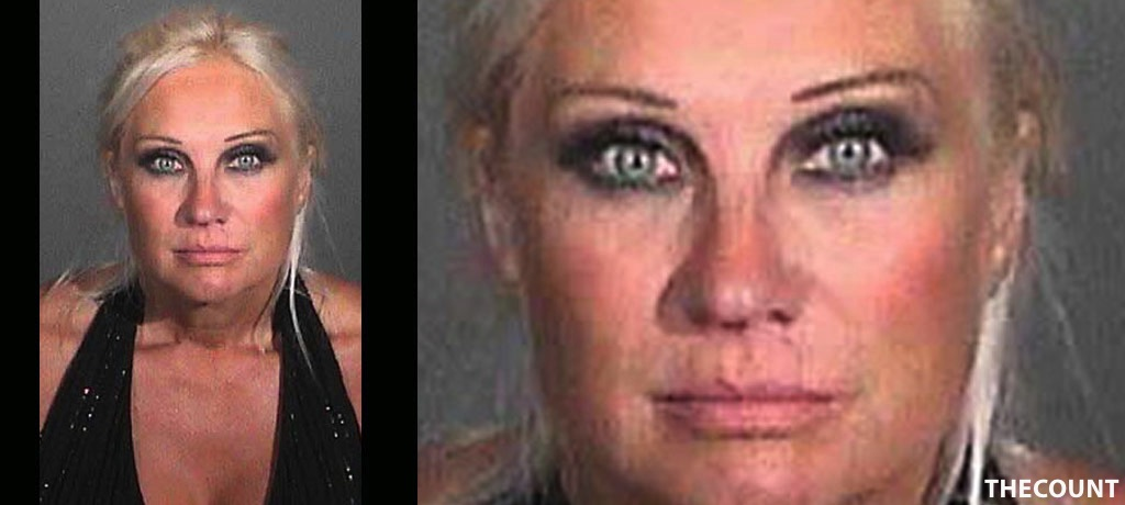 1005 linda hogan mugshot ipad 1 Linda Hogan The Mugshot