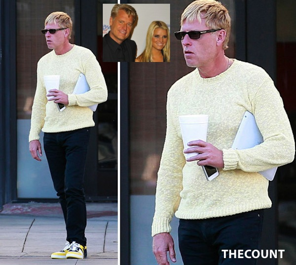 1026 joe simpson pcn 3 SASHAY! Check Out Jessica Simpson Dad FRESH NEW LOOK!
