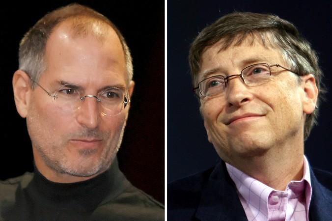 103012166 676x450 Bill Gates GETS EMOTIONAL Over Steve Jobs