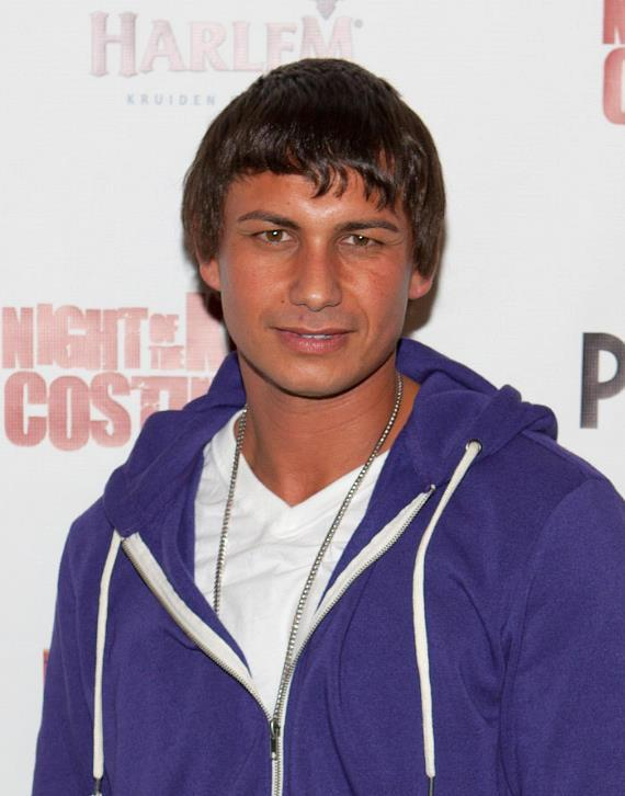 10 30 10 pauly D moon kabik 51 570 Pauly D Hideous NEW HAIR!