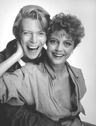 11001333 gal large Actress Accidentally Reveals David Bowie Susan Sarandon An Item?