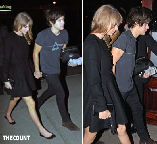 1204 taylor swift hary styles inf 3 Harry Holds Her Hand 4:AM Taylor Swift Styles?