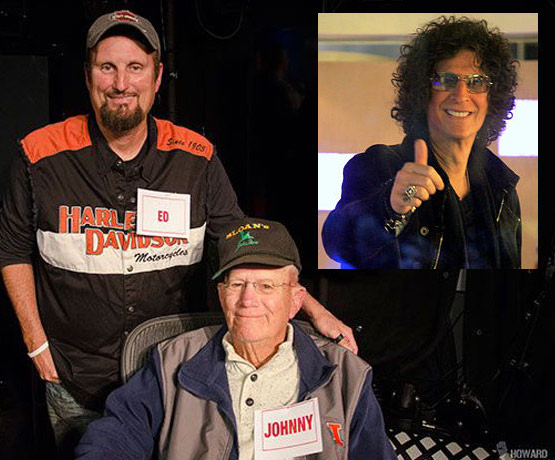 1213 ed johnny 2 Howard Stern Contest Winner DIES Hours Before Dream Date