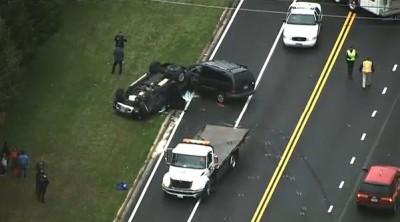 13 Injured In Vehicle Crash Near Adventure Park Sandy Springs