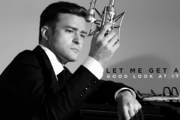 130124 justin timberlake The Song Of A Lifetime THEY PASSED ON!