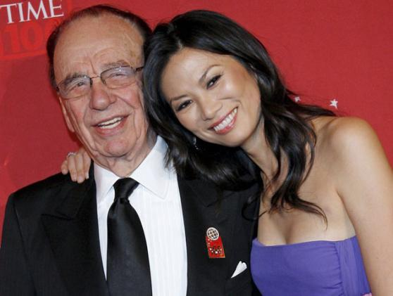1322830860 3 Did Rupert Murdoch Just File For Divorce?