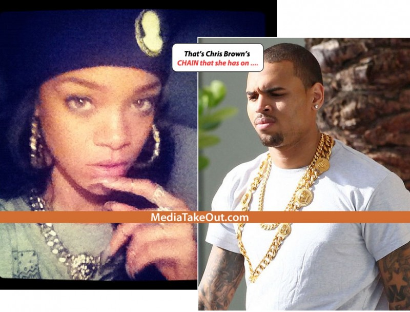 1340459281f61f544e33 800x608 New Leaked Photo Show Rihanna And Chris Brown Back Together