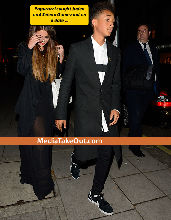 13694011706b94fcd2f4 Jaden Smith Selena Gomez ON A DATE?