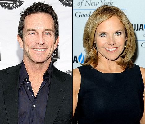 1370023631 jeff probst katie couric article Jeff Probst On Katie Couric ReDate I FORGOT To Ask For Her Number
