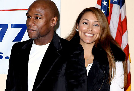 13862449061655b086ca Floyd Money Mayweather Wife Welcome New Baby?