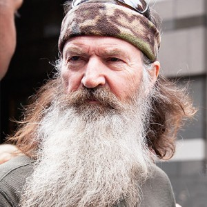 Phil Robertson Arrested