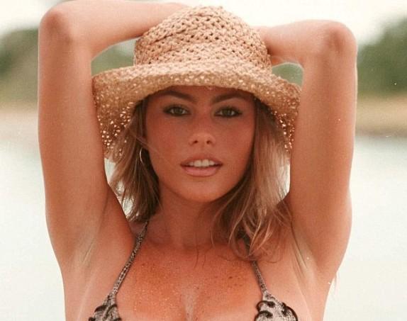 1996 Sofia Vergara In SEXY Bikini