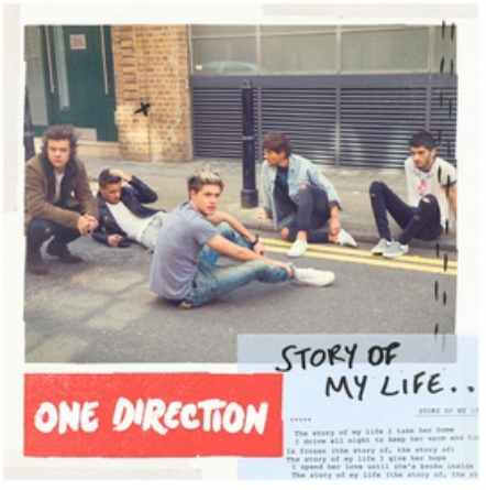 1d the story of my life The Story Of My Life One Directions Newest