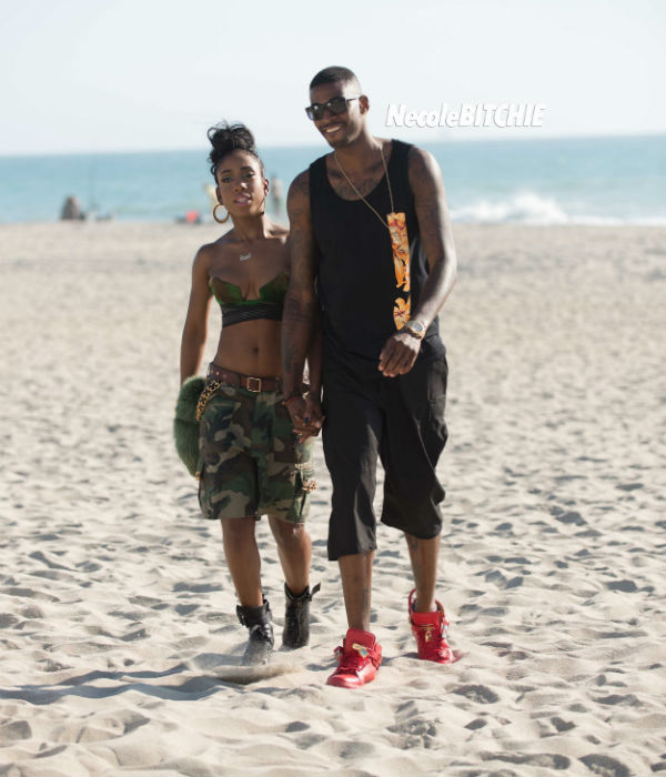 2-Sevyn-Streeter-and-Dorell-Wright-Music-Video-Set
