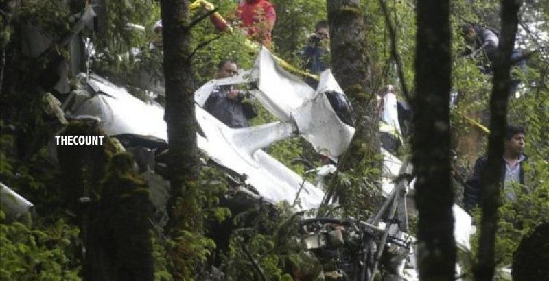 Jenni Rivera Plane Crash Body Parts