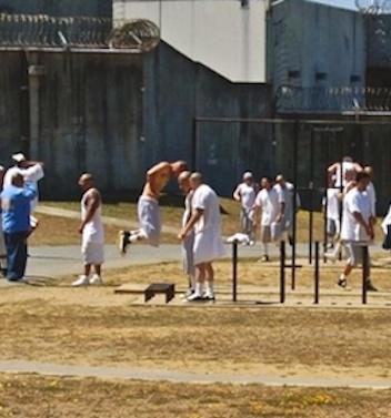 MAJOR PRISON RIOT At Pelican Bay State Prison Crescent City