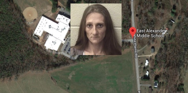 NC Mother Arrested Called Explosive Threats To Lenoir School