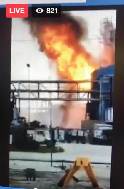 Eval Americas Issues Statement On Bayport Plant Blast That