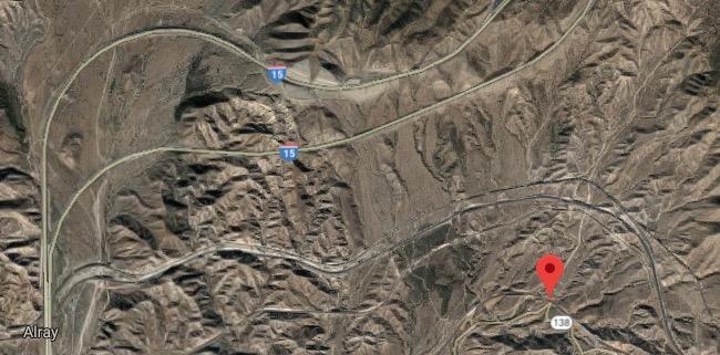 Cajon Pass I-15 Mass Casualty Incident Pileup Injures At Two Dozen