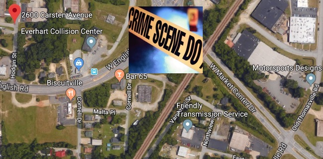 NC Man Trenez A. Valentine ID'd As Victim Shot Dead In High Point Monday