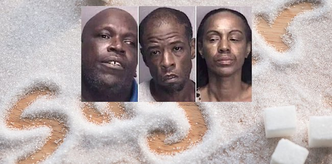 Largest Drug Bust In NC History Ends Up Being Household Sugar
