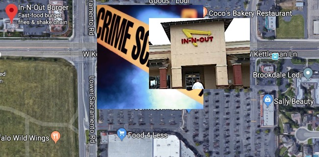 CA IN-N-OUT Shooting Victim Identified As Trever Seabourne, Were Playing