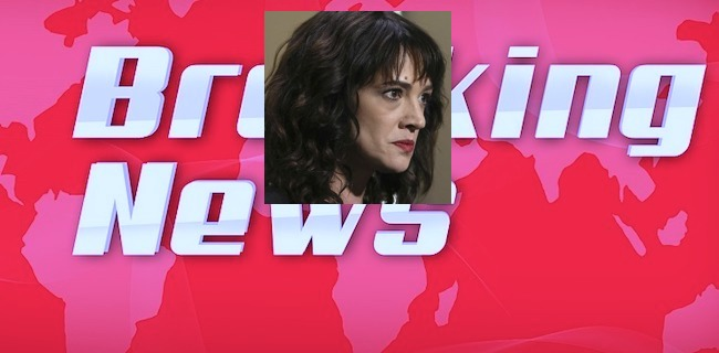 #MeToo Pioneer Asia Argento Once Paid Off Young Actor Who Claimed Sex Harrassment