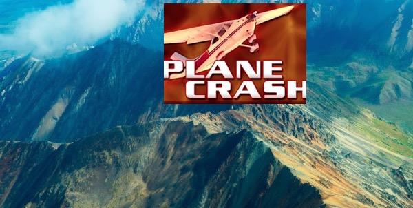 wreck plane sykes Dick alaska
