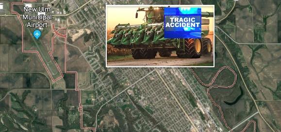 MN Man John Hoffmann ID'd As Victim In Wednesday New Ulm Farming Accident