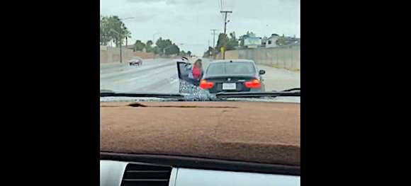 WATCH: The Moment TX Mom Confronts Young Son After Boy Steals Her Brand New BMW