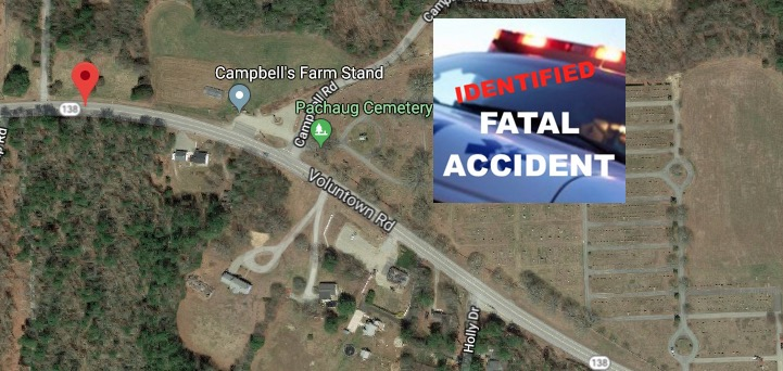 CT Man Kenneth Fitzgerald ID'd As Victim In Monday Fatal Griswold