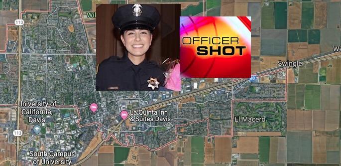 Natalie Corona Shot Davis Ca Police Department