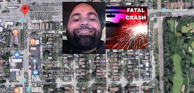 FATAL CRASH: IL Police Officer Dies At Same Hospital He