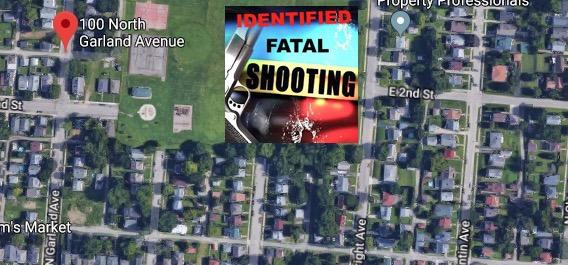 Shawn Reuber shot shooting North Garland ave |