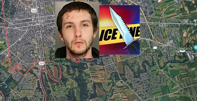 Pa Man Matthew Vanzandt Id D As Lancaster Suspect In Fatal