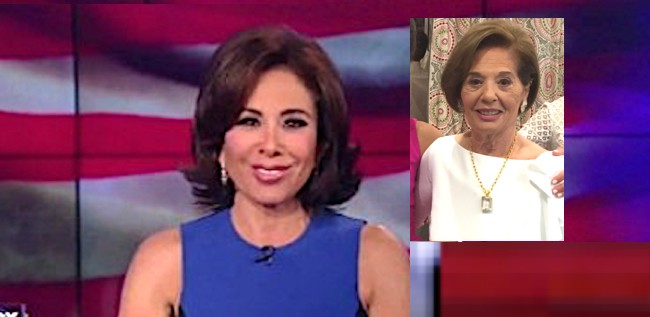 Judge Jeanine Pirro Responds To Passing Of Mother Esther