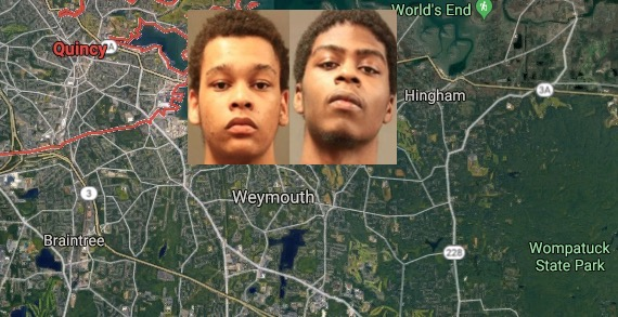 Ma Men Arrested After Mocking Brutally Beating Pregnant Woman Who