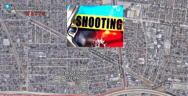 LAPD: 4 Wounded In Watts Shooting As Nipsey Hussle Funeral