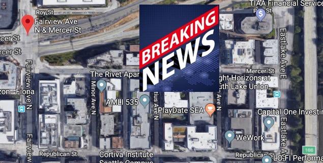 Seattle Tragedy As Construction Crane Collapse Kills 4