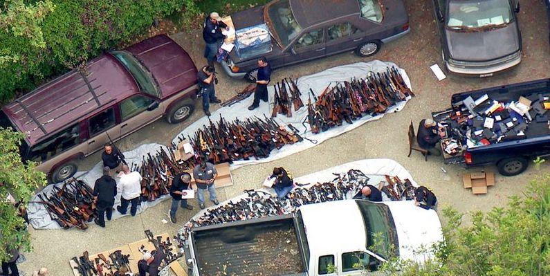 Bel-Air Mansion Mass Gun Suspect Girard Saenz Linked To